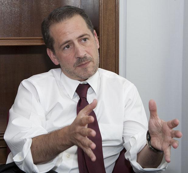 Héctor Casado, consejero delegado de ZoomNews.