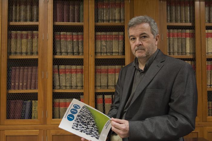 Luis Palacio, director del Informe