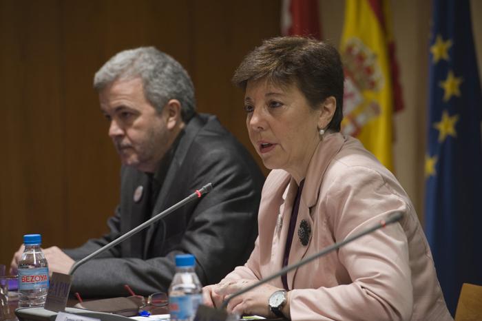 Luis Palacio y Carmen del Riego