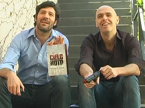 Pablo Herráiz (izq.) y Quico Alsedo.