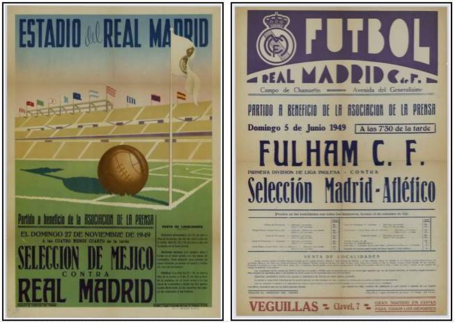Carteles de fútbol