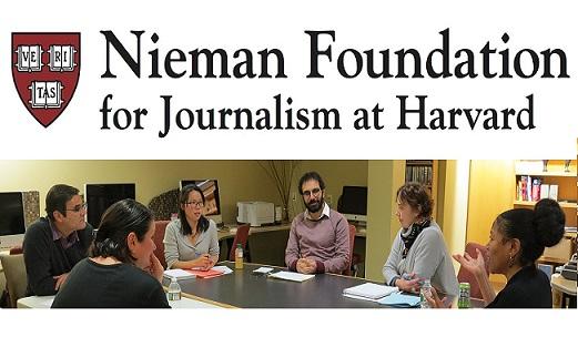 Becas para proyectos de investigación periodística de la Fundación Nieman