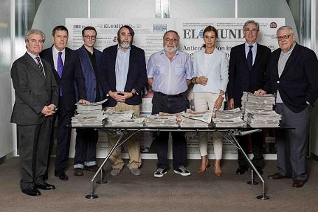 Los fotoperiodistas Manu Brabo y Santi Palacios, Premio Reporteros del Mundo 2016