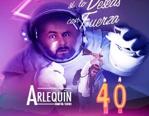 """Socios APM: 50% en la compra de entradas para el espectáculo cómico """"Todo es posible"""", en el Teatro Arlequín Gran Vía"""