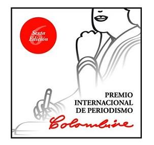 Abierto el plazo del VI Premio Internacional de Periodismo 'Colombine'