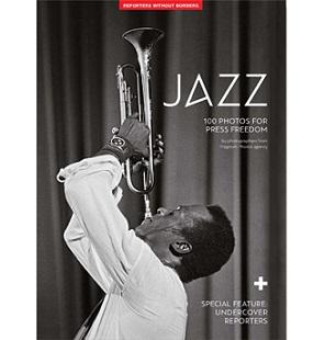 Reporteros Sin Fronteras y Magnum Photos se alían por la libertad de prensa en un álbum dedicado al 'jazz'