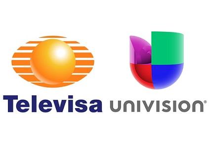 Televisa y Univisión estrechan su alianza en el área de contenidos