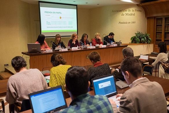 Ana Pardo de Vera: 'No se puede hacer información ignorando al 51% de la población'
