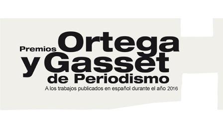 'El País' lanza la edición 34º de los Premios Ortega y Gasset de Periodismo