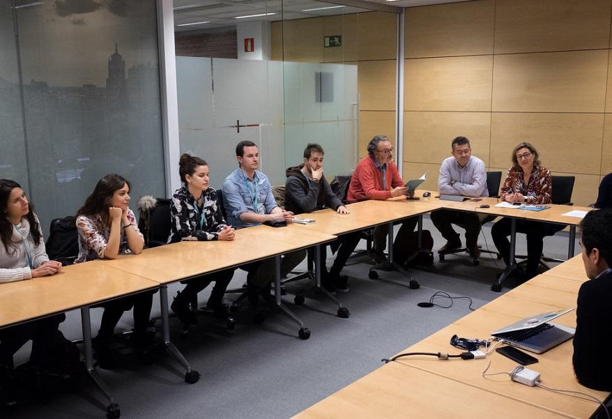 Los seleccionados de la XVII edición del Programa Primer Empleo realizan actividades formativas