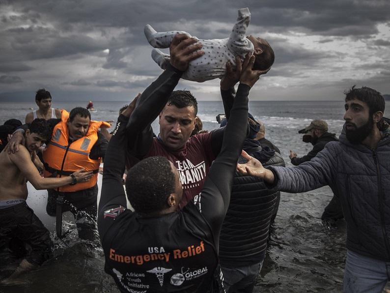 Santi Palacios gana el Premio Nacional de Fotoperiodismo 2016