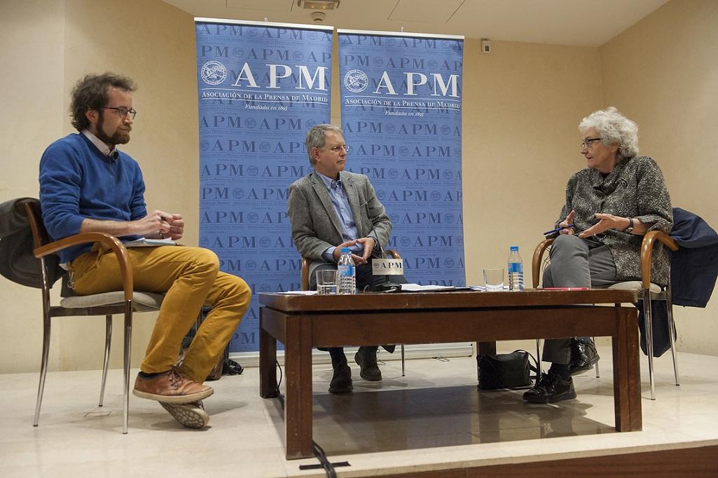 Daniele Grasso: La desafección de la sociedad hacia los medios se inició con el 15M