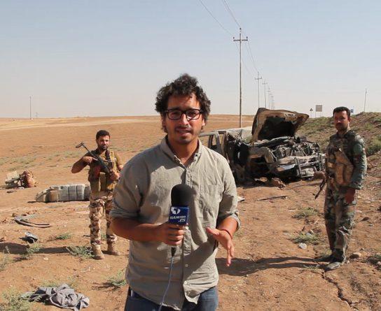 El periodista Francisco Carrión, ganador del VI Premio Internacional de Periodismo 'Colombine'