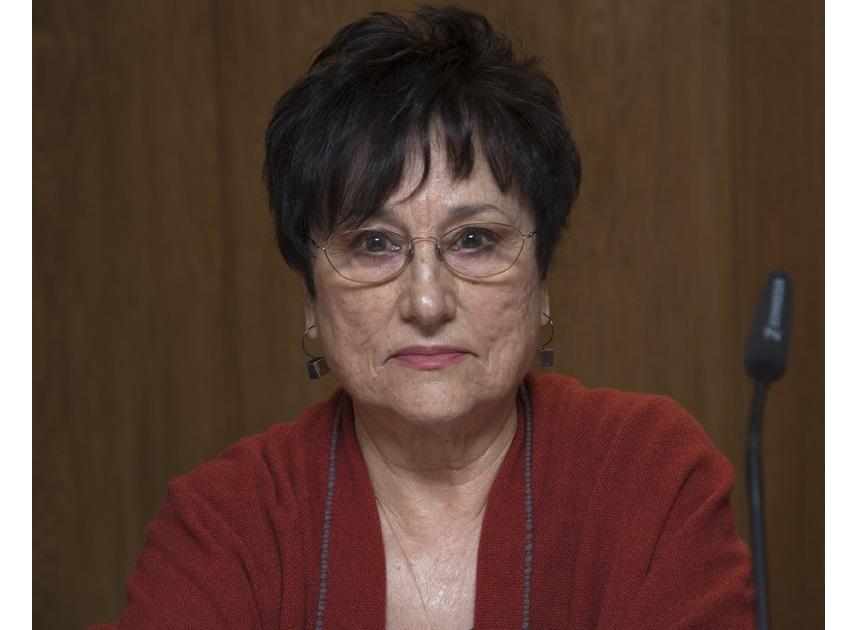 Muere a los 73 años Malén Aznárez, presidenta de Reporteros Sin Fronteras-España