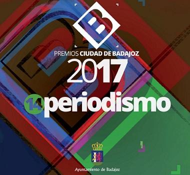 Abierto el plazo para concurrir al XIV Premio de Periodismo Ciudad de Badajoz