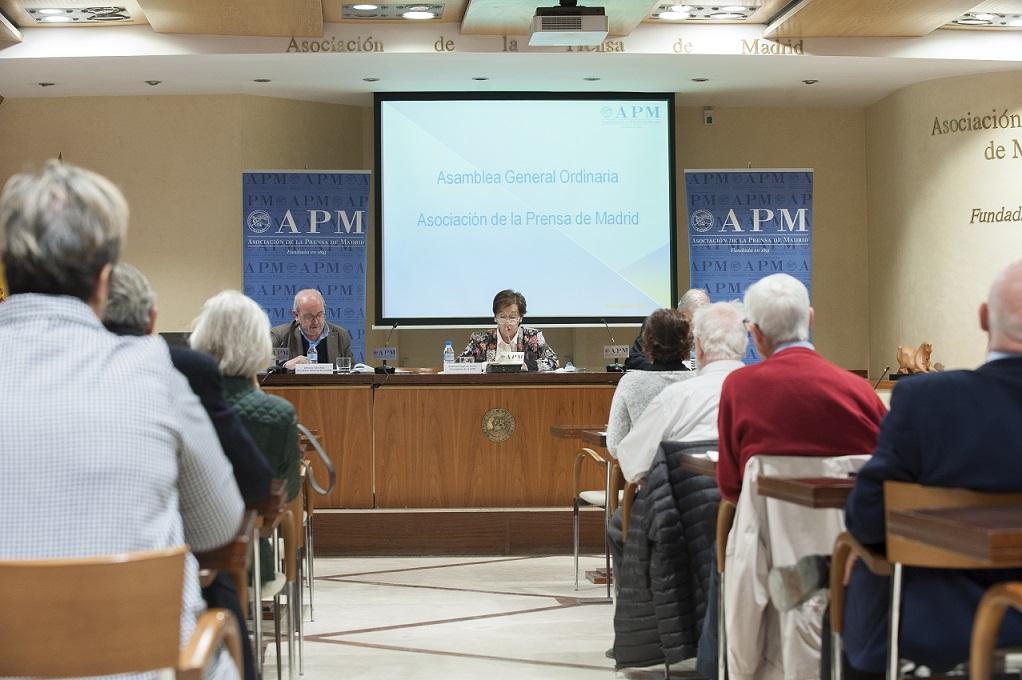 La Asamblea General de la APM aprueba el presupuesto para 2018