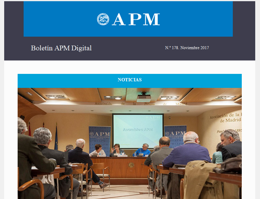 Boletín APM Digital