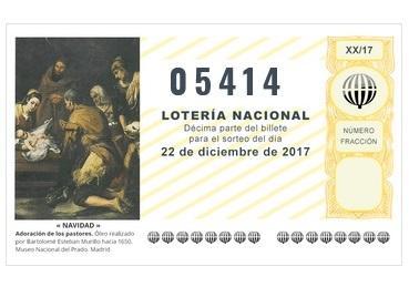 Ya está disponible la Lotería de Navidad de la FAPE 2017