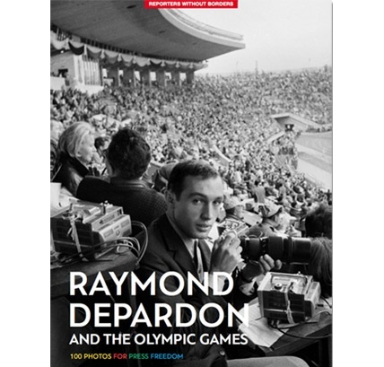 Raymond Depardon protagoniza el nuevo álbum de Reporteros Sin Fronteras por la libertad de prensa