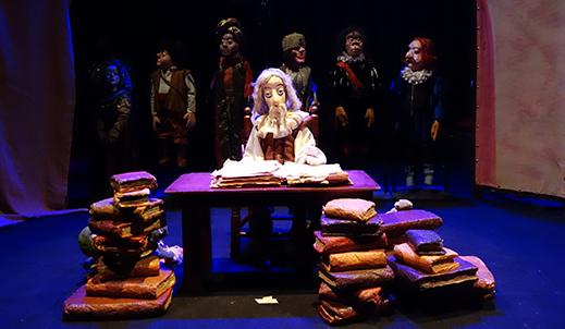 """Socios APM: 3×2 en el espectáculo familiar """"Aventuras de Don Quijote"""", en el Teatro de la Abadía"""