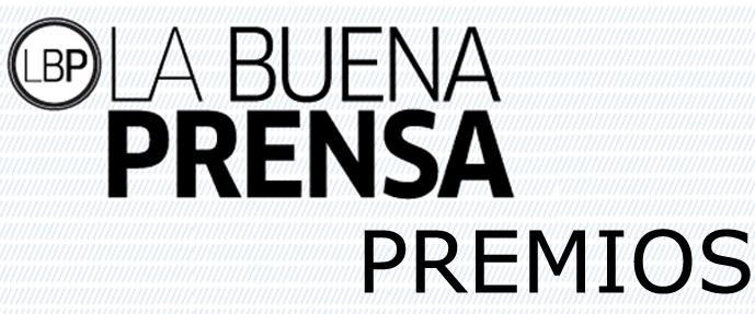 Hasta el 4 de febrero se pueden presentar candidaturas a los VII Premios La Buena Prensa