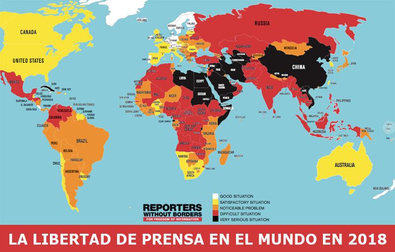 El odio al periodismo amenaza las democracias