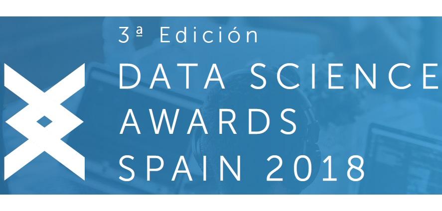Los 'Data Science Awards Spain 2018' premiarán el mejor periodismo de datos