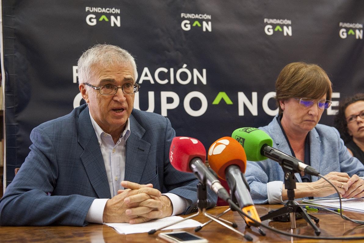 Nemesio Rodríguez: 'Los periodistas tenemos una alta responsabilidad en la lucha contra la violencia de género'