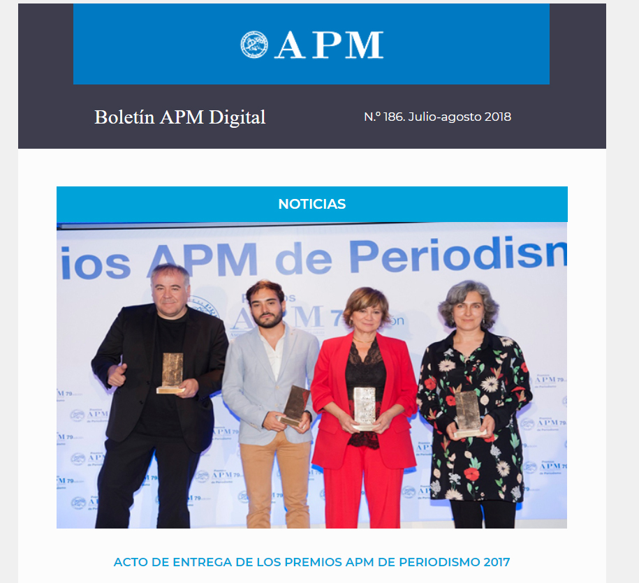Boletín Digital APM