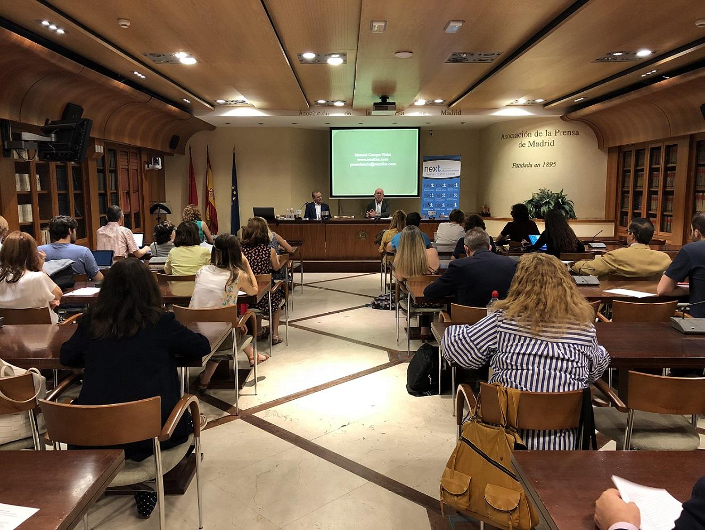 Manuel Campo Vidal: Las 'fake news' son un desafío al cual el periodismo tiene que dar respuesta