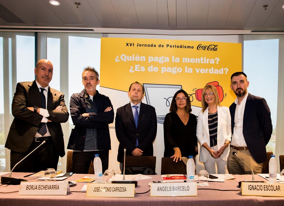 Ignacio Escolar: El pago llegará a la prensa española en cuestión de meses