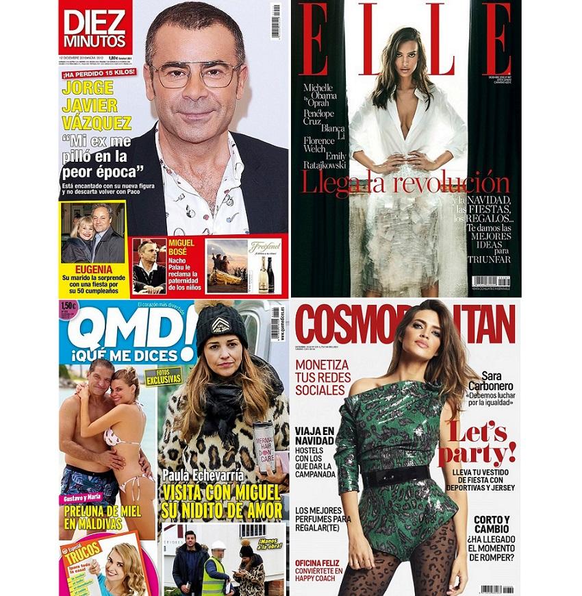 La editora de revistas Hearst despide a 7 empleados en España