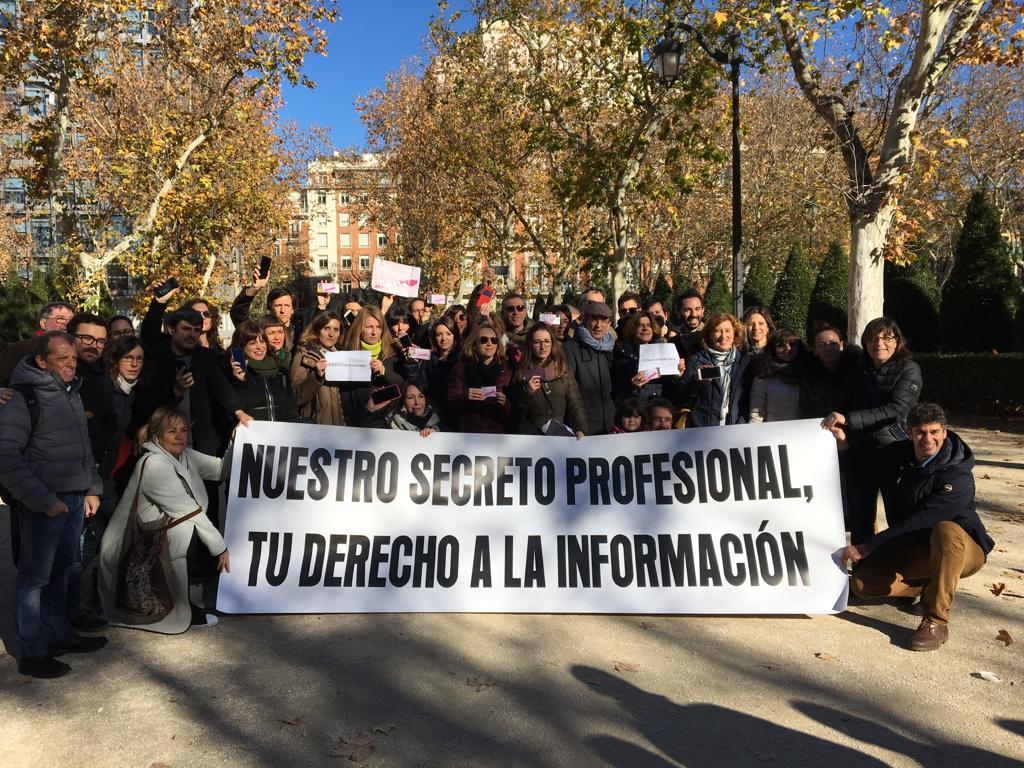 """Presidente de la FAPE: """"Sin la confidencialidad de las fuentes, el periodismo agoniza"""""""