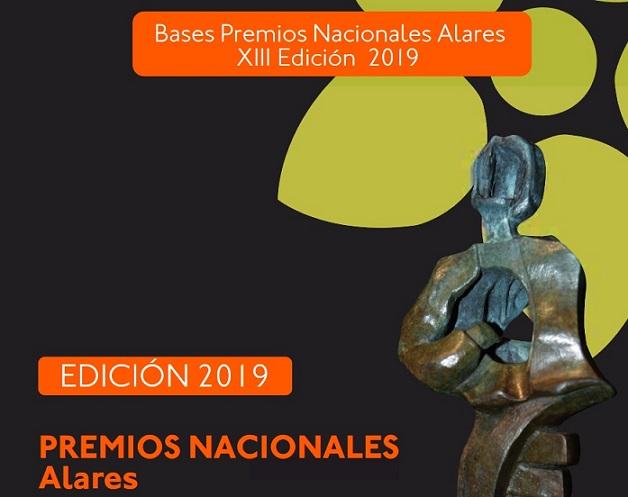 Abierta la convocatoria de los Premios Nacionales Alares 2019