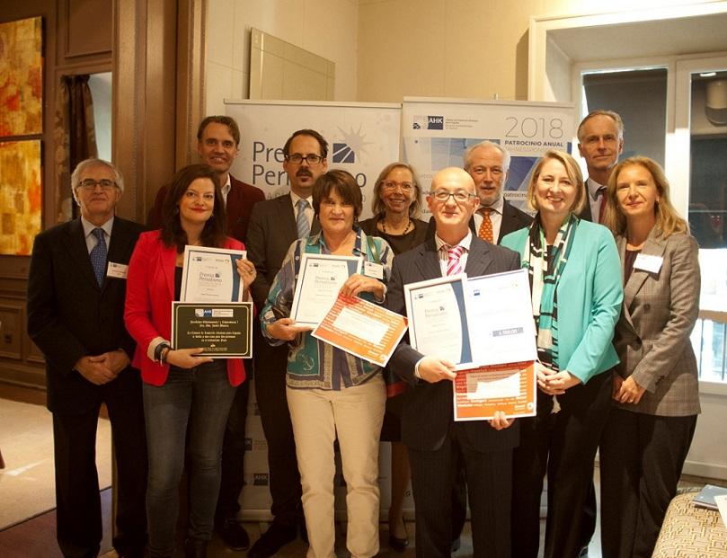 La Cámara de Comercio Alemana para España lanza la tercera edición de su Premio de Periodismo