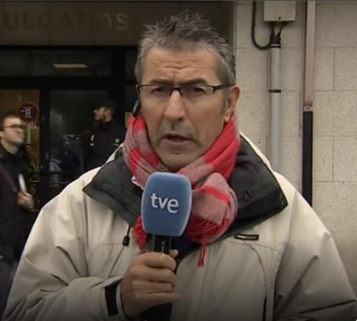 Archivan la segunda querella de Sito Miñanco contra el periodista de TVE Xaquín López