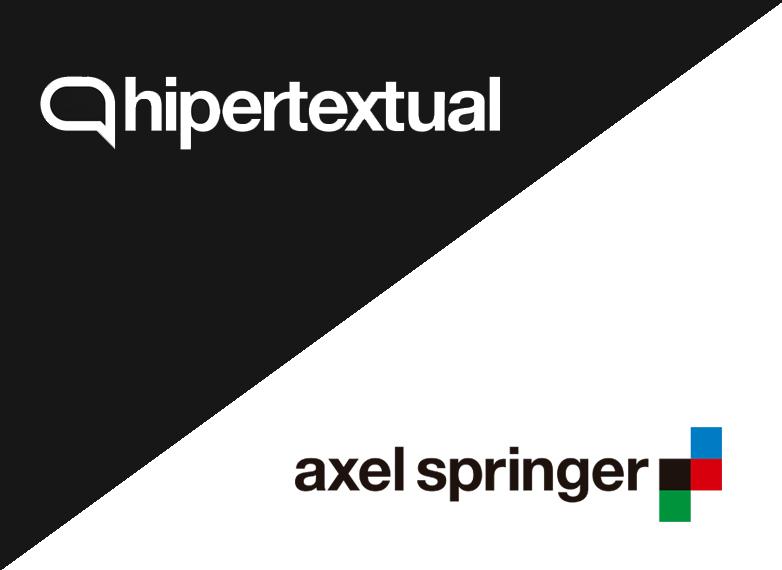 Axel Springer e Hipertextual unen estrategias en España
