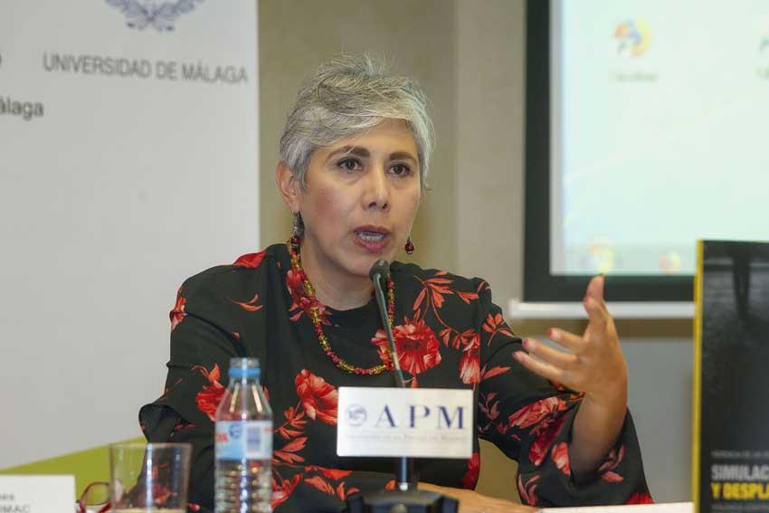 Lucía Lagunes: La invisibilidad de las periodistas provoca que las agresiones contra ellas queden ocultas