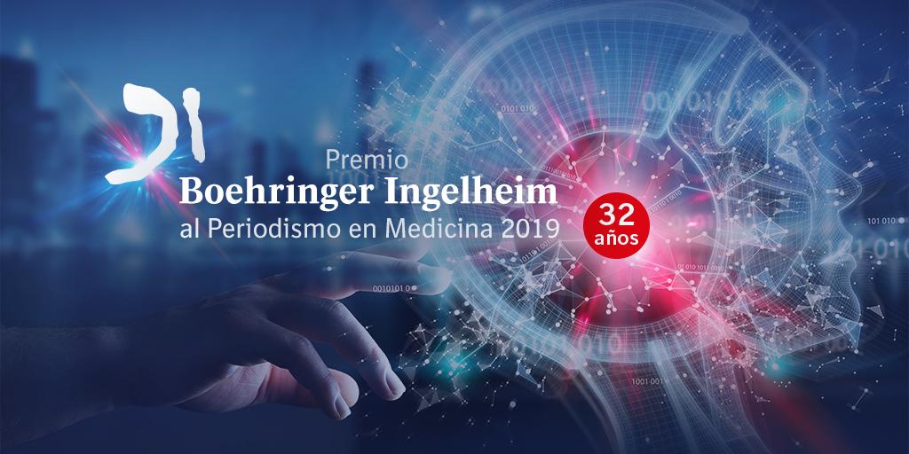 Se convoca la 32ª edición del Premio Boehringer Ingelheim al Periodismo en Medicina