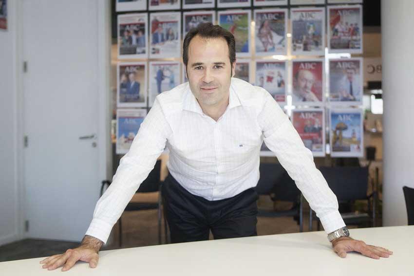 Javier Chicote: 'He escrito en medios de izquierdas y de derechas y absolutamente todos tienen unos intereses'