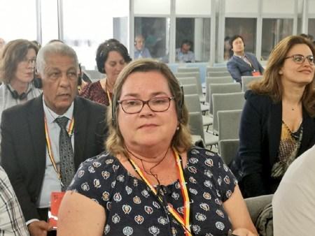 La periodista María Ángeles Samperio elegida presidenta del Consejo de Género de la Federación Internacional de Periodistas