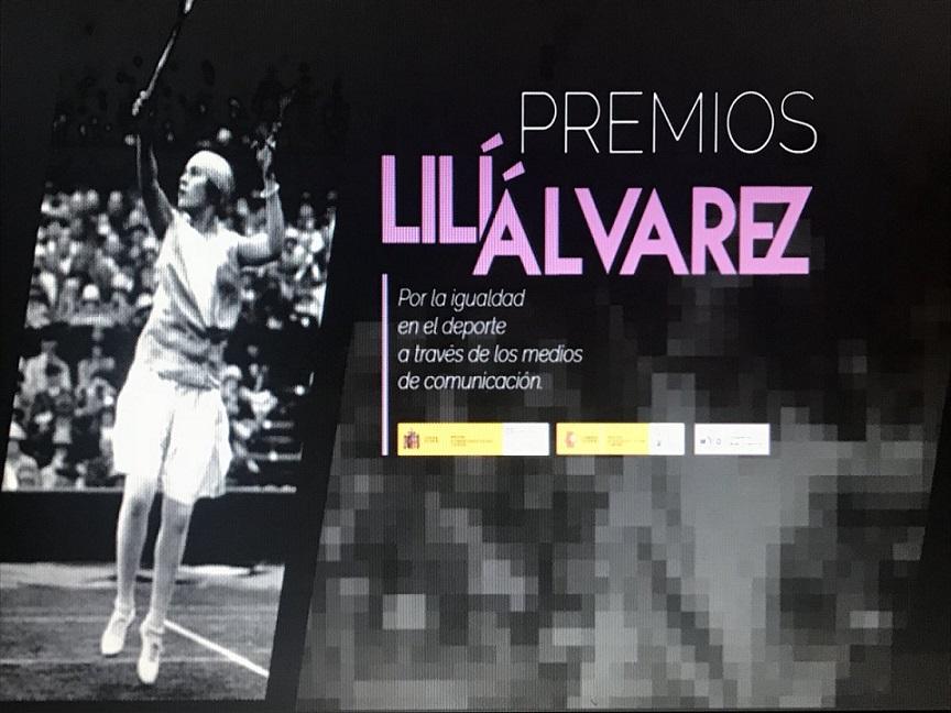 Convocada la III edición de los Premios 'Lilí Álvarez'