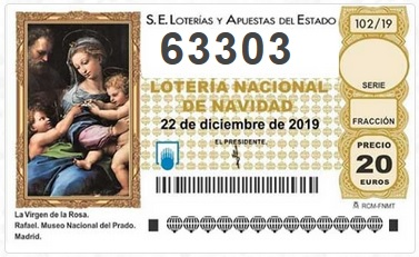 Ya está disponible la Lotería de Navidad de la FAPE 2019
