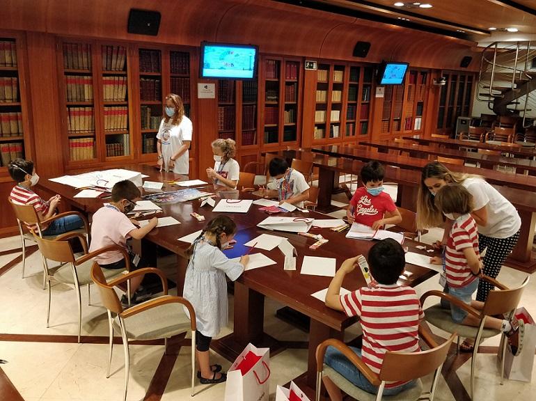 Los más pequeños se conciencian sobre desarrollo sostenible en la APM