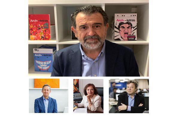 Arsenio Escolar, reelegido presidente de la Asociación Española de Editoriales de Publicaciones Periódicas