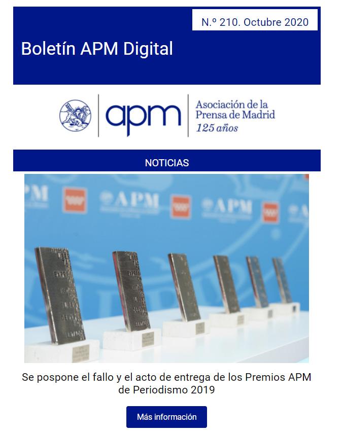 Boletín APM Digital