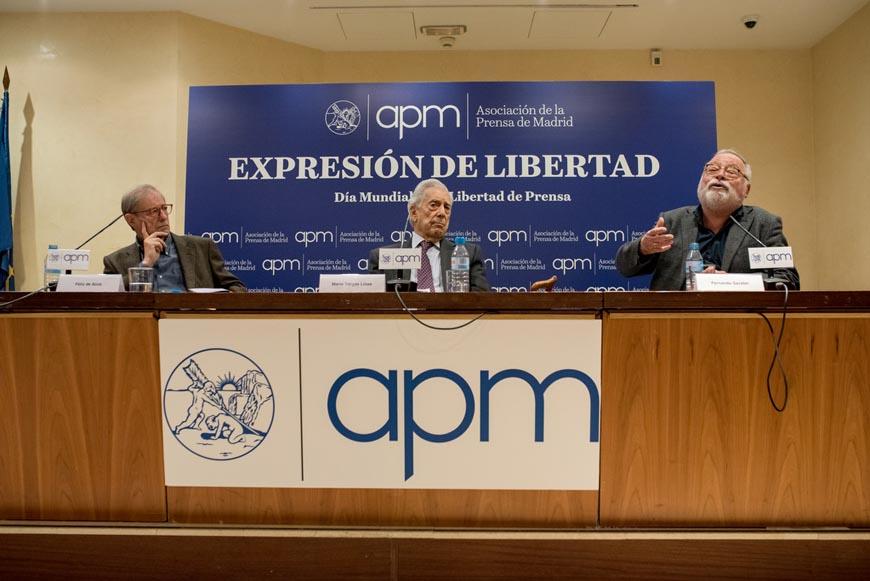 La libertad de prensa marca las distancias con las sociedades autoritarias