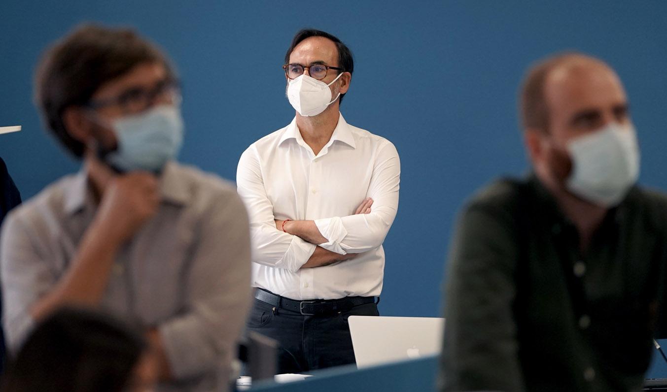 Fernando Garea: 'El director debe absorber las presiones externas a la redacción y preservar a los periodistas de ellas'