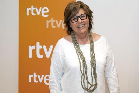 María Escario, defensora de la audiencia de RTVE