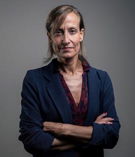 Vanessa Hernández, directora general de Operaciones de Prisa Media.